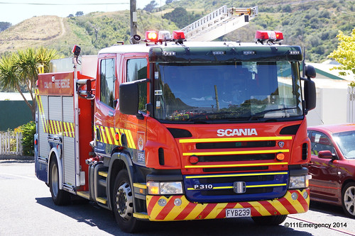 Island Bay House Fire