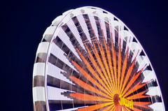 Round 'n' Round (kathidoubleyou) Tags: longexposure ferriswheel amusementpark kirmes riesenrad münster langzeitbelichtung sendmünster herbstsend