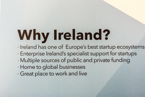 WHY IRELAND? WEB SUMMIT DUBLIN 2014 [DAY THREE] Ref-5031