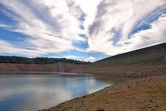 Lake Oroville (JamesV34) Tags: lake water dam reservoir drought lakeoroville orovilledam