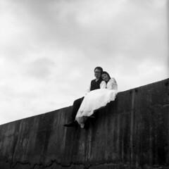 img124 (阿智) Tags: bw 120 6x6 film darkroom 黑白 fujiacros100 底片 暗房 沖片 rolleiflex35a