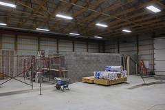 Ongoing construction in Barn (ed dittenhoefer photo) Tags: barn construction tc3 coltivare farmtobistro
