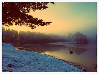 Stunning Sognsvann.