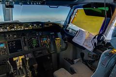 Bosnia and Herzegovina (It's Rik) Tags: photoshop turkey flying high nikon europe dynamic earth d aircraft aviation east airshow h adobe r ng boeing mm range hdr 737 lightroom 18105 photmatix d3200