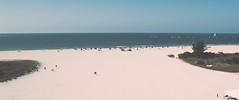 Above Sea Level (Jeff DuBay) Tags: sky beach water st mexico sand key gulf petersburg