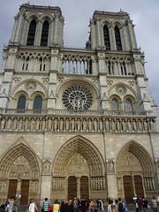 P1000681 (ferenc.puskas81) Tags: paris france church europa europe îledefrance cathedral july chiesa notre dame francia 2009 parigi luglio
