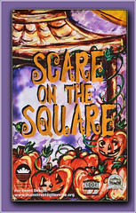 Scare on the Square (gtncats) Tags: halloween festive mainstreet holidays pumpkins festivities townsquare ef50mm canon70d photographyforrecreation