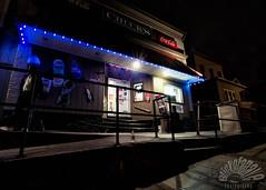 Chuck's (Blinkofanaye) Tags: street usa mountain night america corner store soft cola beverage maryland baltimore dew ambient grocery coca