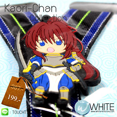 Kaori-Chan Collection สายเอี้ยมเด็กเล็ก (Cute Suspenders) สำหรับเด็กเล็กประมาณ 5 ขวบ การ์ตูนญี่ปุ่น ซามูไร