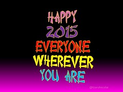 Happy New Year (SOCIAL FLO MEMORY ALIVE) Tags: new year wishes