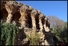 Barcellona - Parco Guell 02 (BeSigma) Tags: travel parco nikon gaudi guell viaggio vacanza barcellona spagna d600 24120
