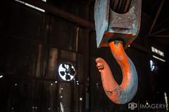 GRSM (AP Imagery) Tags: green mill abandoned river industrial factory crane kentucky ky steel hook owensboro urbanexploring urbex