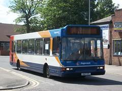 33217 V217XTL Retford on 95 (dearingbuspix) Tags: stagecoach 33217 stagecoachlincolnshire stagecoacheastmidlands v517xtl stagecoachlincolnshireroadcar