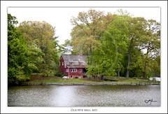 Old Wye Mill, Maryland (Mike Keller Photo) Tags: barns lakes maryland oldwyemill