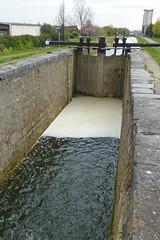 Lock No.4, Grand Canal, Dublin. (piktaker) Tags: ireland lock eire grandcanal roi inchicore republicofireland waterwaysofireland lockno4