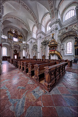 St. Michaels Church - Passau (Jan Hoogendoorn) Tags: church germany kerk duitsland passau