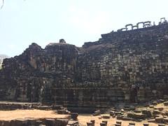 2015-04-05 10.37.44 HDR-2 (tananop_m) Tags: sky architecture cambodia siemreap angkorthom herritage