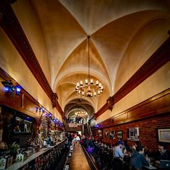Grand Trunk Pub (Notkalvin) Tags: old distortion beer bar cool distorted detroit wide indoor fisheye drinks tavern booze inside oldbar grandtrunk puredetroit mikekline grandtrunkpub visitdetroit notkalvin notkalvinphotography detroitiscool