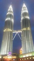 Petronas Towers (daniela.klenke) Tags: city petronas towers twin kuala lumpur