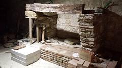 Camino realizzato con materiali di recupero a SassoErminia