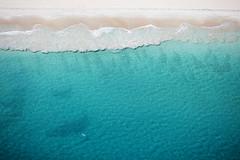 Perth Beach- Summer Wave - 4037