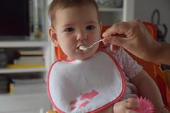 DSC_0113 (cantandonanas) Tags: france eva air comiendo babero pal zapico