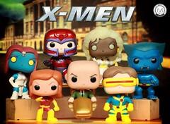 X-Men: Apocalypse (PrinceMatiyo) Tags: storm apocalypse cyclops xmen beast mystique magneto funko professorx jeangrey popvinyl