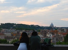 giardino degli aranci (sz1507) Tags: city rome roma love lovers sanpietro citt aventino giardinodegliaranci romanticismo parcosavello loversinrome vistasuroma
