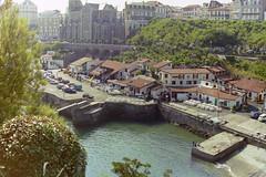 1991-07-Biarritz-Vieux Port_[093-0722] (jacquesdazy) Tags: biarritz vieuxport 199107 pc093