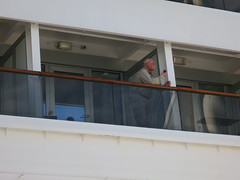 IMG_2651 (sevargmt) Tags: vancouver bc british colombia canada cruise ncl norwegian pearl may 2016 downtown place holland america volendam ship daddy bear man mature