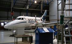 G-BVDK. British Aerospace Jetstream 31 (Ayronautica) Tags: aviation april 1994 turboprop prestwick pik 636 egpk britishaerospacejetstream31 gbvdk