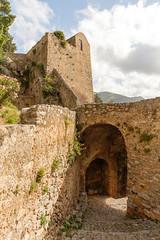 Cefal 'La Rocca',  Sicily -1 (alh1) Tags: italy castle ruins gate sicily atg larocca cefal
