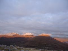 Fisherfield Hills (Mr Trekker) Tags: scotland alpenglow scottishhighlands mountainscenery mountainridgewalk