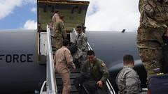 160620-Z-IX631-180 (Hawaii Air National Guard) Tags: hawaii us unitedstates return deployment kc135 hawaiiairnationalguard jointbasepearlharborhickam 203rdars operationinherentresolve