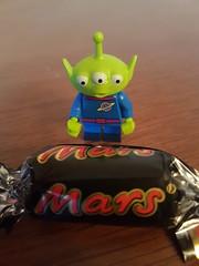 Maaarrrrsss (terryfay1983) Tags: lego alien ufo minifigs legominifigure afol minifigures legophotography brickstories flickrfol