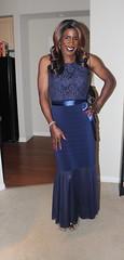 Red Carpet Ready! (darlene362538) Tags: sexy beautiful pretty transgender transvestite africanamerican crossdress transsexual darica