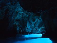 Blue Cave, Croatia (Le monde aux yeux d'une Canadienne) Tags: bluecave croatia europe adriatic light water june juin 2016 summer t