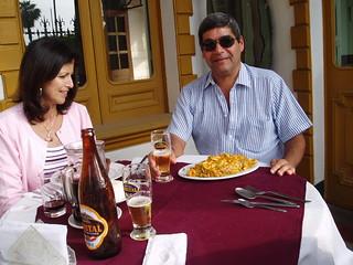 Perú - Capital Lima - Jorge y Edith Salas
