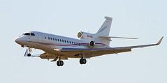 Government of Monaco / Dassault Falcon 7X / 3A-MGA (vic_206) Tags: plane bcn jet lebl dassaultfalcon7x canon300f4lis canoneos7d 3amga governmentofmonaco