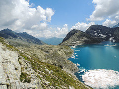 Rifugio Gastaldi e Lago della Rossa (gabriferreri) Tags: rifugio gastaldi valli di lanzo piemonte italia italy montagna alpi alps trekking hiking camminare dumacanduma pian della mussa balme ala stura