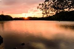 47Yamada Pond Park (anglo10) Tags: sunset japan