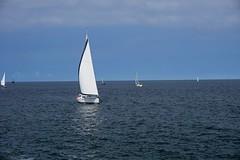 Boats Baltic Sea (Adrian Ruczyski) Tags: sony ilce6000 ilce 6000 sea baltic koobrzeg sel1650 f90