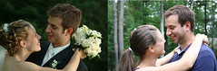 Kiss before/after (mdpapefamily) Tags: danielle mike