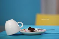 [tazzina di caff] (Nico Coratella) Tags: caff tazzina coffie moka italia puglia canon canon60d 60d 50mm f18 lavazza flickr