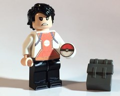 Is Anyone Interested? (Minifig-Madness) Tags: lego minifig minifigure pokeball pokemon printing printed print promo ebay website cheap