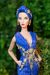 J'adore La Fete Elyse Jolie in MOON RIVER (AlexNg & QuanaP) Tags: jadore la fete elyse jolie moon river available on wwwetsycomshopaquatalisboutique