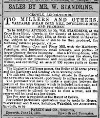 "Steam Corn Mill - Sheffield Daily Telegraph - Saturday 26 June 1886 • <a style=""font-size:0.8em;"" href=""http://www.flickr.com/photos/124804883@N07/28789836102/"" target=""_blank"">View on Flickr</a>"