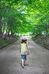 (蔡藍迪) Tags: 京都 日本 關西 d600 nikon 二度目の京都 japan japanese japanesegarden daigo daigoji 醍醐寺 五重塔 50mm 18g nidomenokyoto green 新綠
