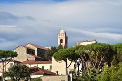 montemarcello (dinapunk) Tags: montemarcello italy liguria church