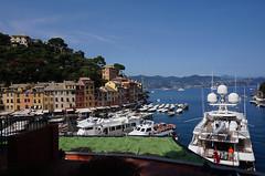 El puerto fino de Portofino (a_marga) Tags: cinqueterre laspezia italia italy liguria costa mar sea patrimoniodelahumanidad unesco worldheritage puerto port